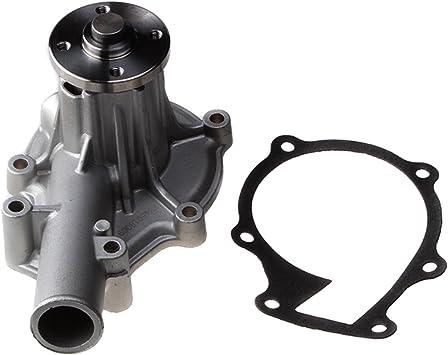 Friday Part 70mm Impeller Water Pump 16251-73034 for Kubota Engine V1505 D905 D1105