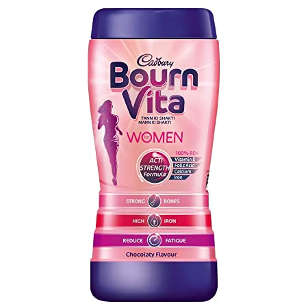 Buy Bournvita Health Drink For Women 400 G Online At Low Prices In India Amazon In