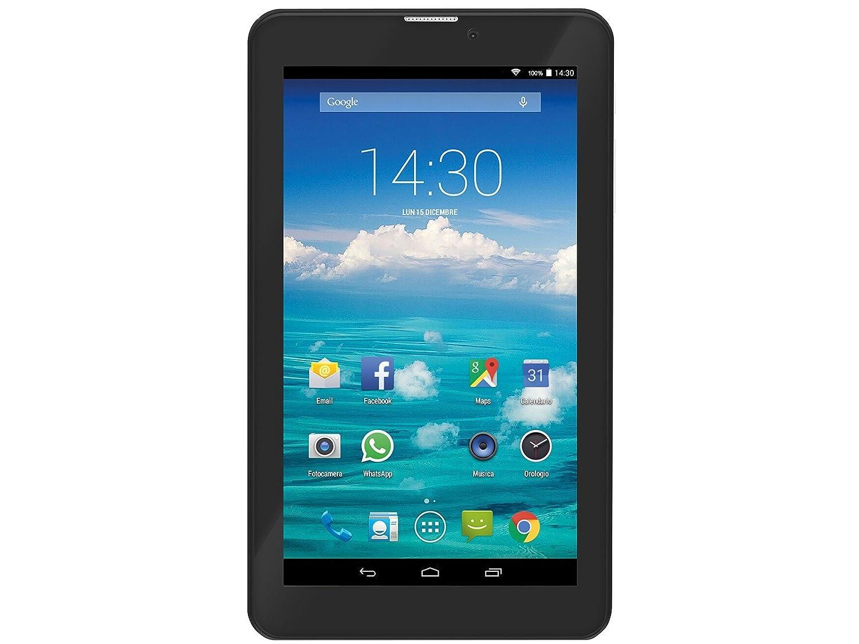 Trevi TAB 7 3G S Tablet PC Android con Display da 7 Pollici, Processore  Intel Pentium, RAM 1 GB, Wi-Fi, USB, Presa Cuffie, Batteria al Lithio