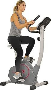 Sunny Health & Fitness Unisex Adult SF-B2952 Upright Bike - Grey, One Size
