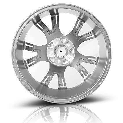 Amazon Com Maxauto 4 Pcs 17x7 5 5x100 73 1 40 Gunmetal Rims