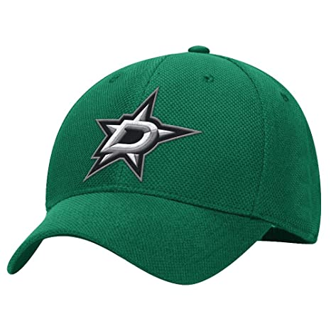 0f3d34a539a Image Unavailable. Image not available for. Color  Dallas Stars Reebok NHL  Performance Structured Adjustable Hat