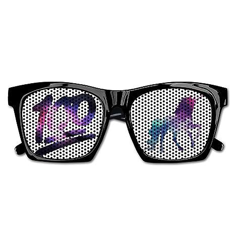 zz-zz Unisex 100 Emoji unicornio 80 del vintage Estilo ...