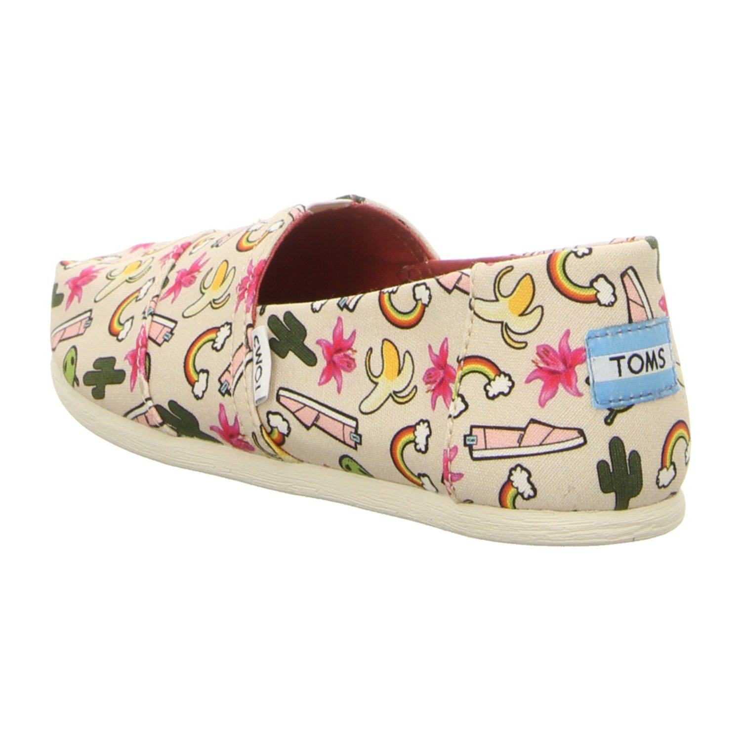 Alpargata Classics - Birch Multi Rainbows: Amazon.es: Zapatos y complementos