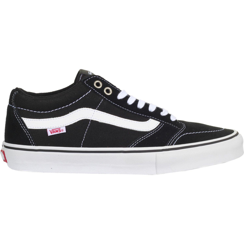 Vans TNT SG Black/White Skateboard