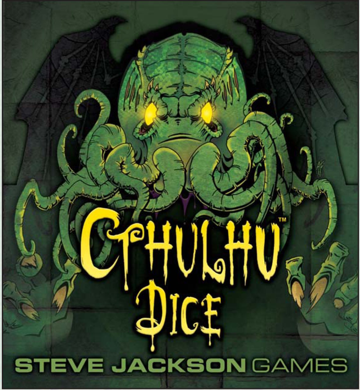 Cthulhu Dice  The Insane Dice Game