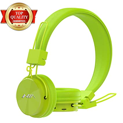 GranVela - Auriculares inalámbricos Bluetooth portátiles X3 Plegables clásicos con micrófono, Radio FM, Reproductor