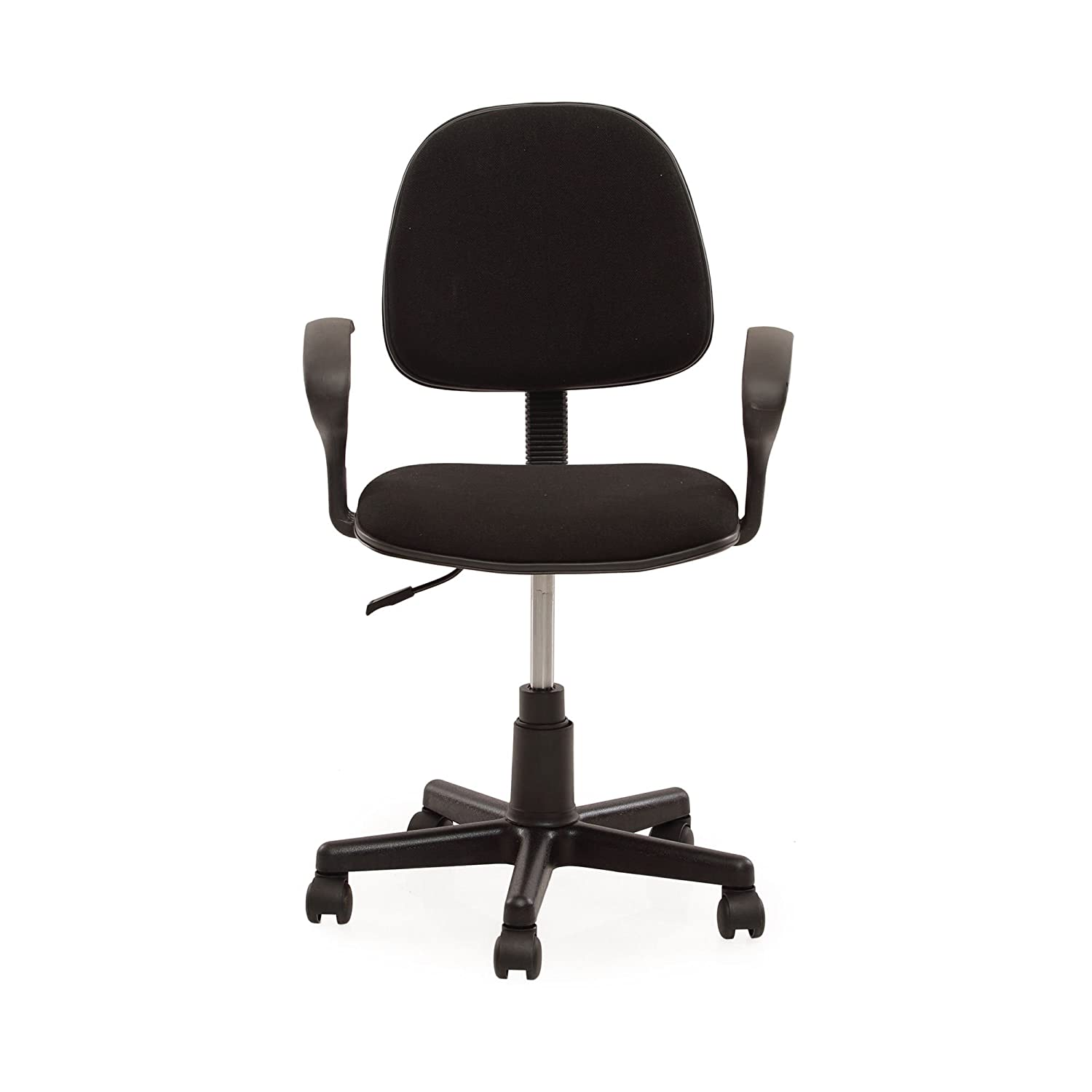 Nilkamal Venus puter Chair Black Amazon Home & Kitchen