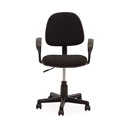 fa4666f65 Nilkamal Venus Computer Chair (Black)  Amazon.in  Home   Kitchen