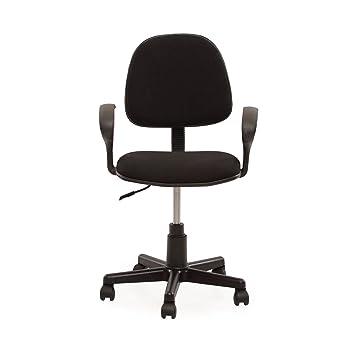 Nilkamal Venus Computer Chair (Black)