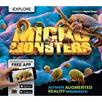 iExplore - Micromonsters: Activate Augmented Reality Mini-beasts