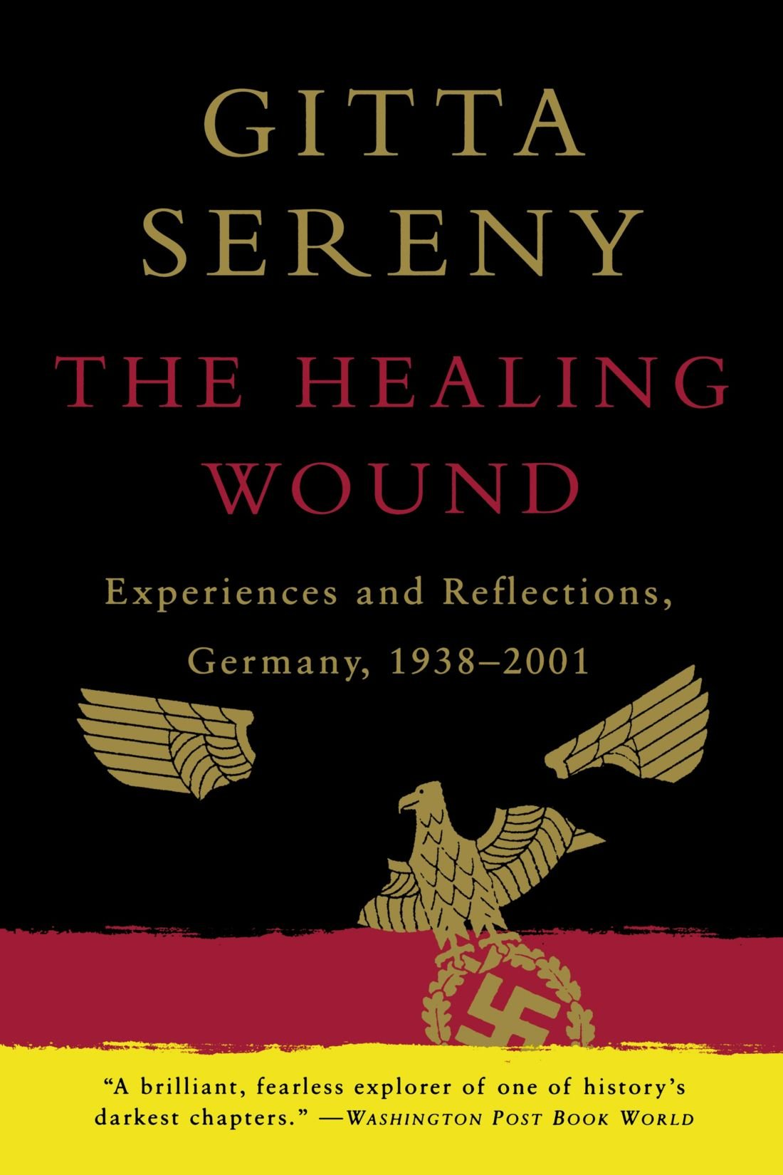 Image result for gitta sereny the healing wound amazon