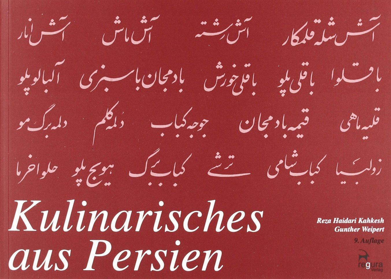 Kulinarisches aus Persien.