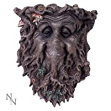 Green Man Wylde Affection Wall Plaque