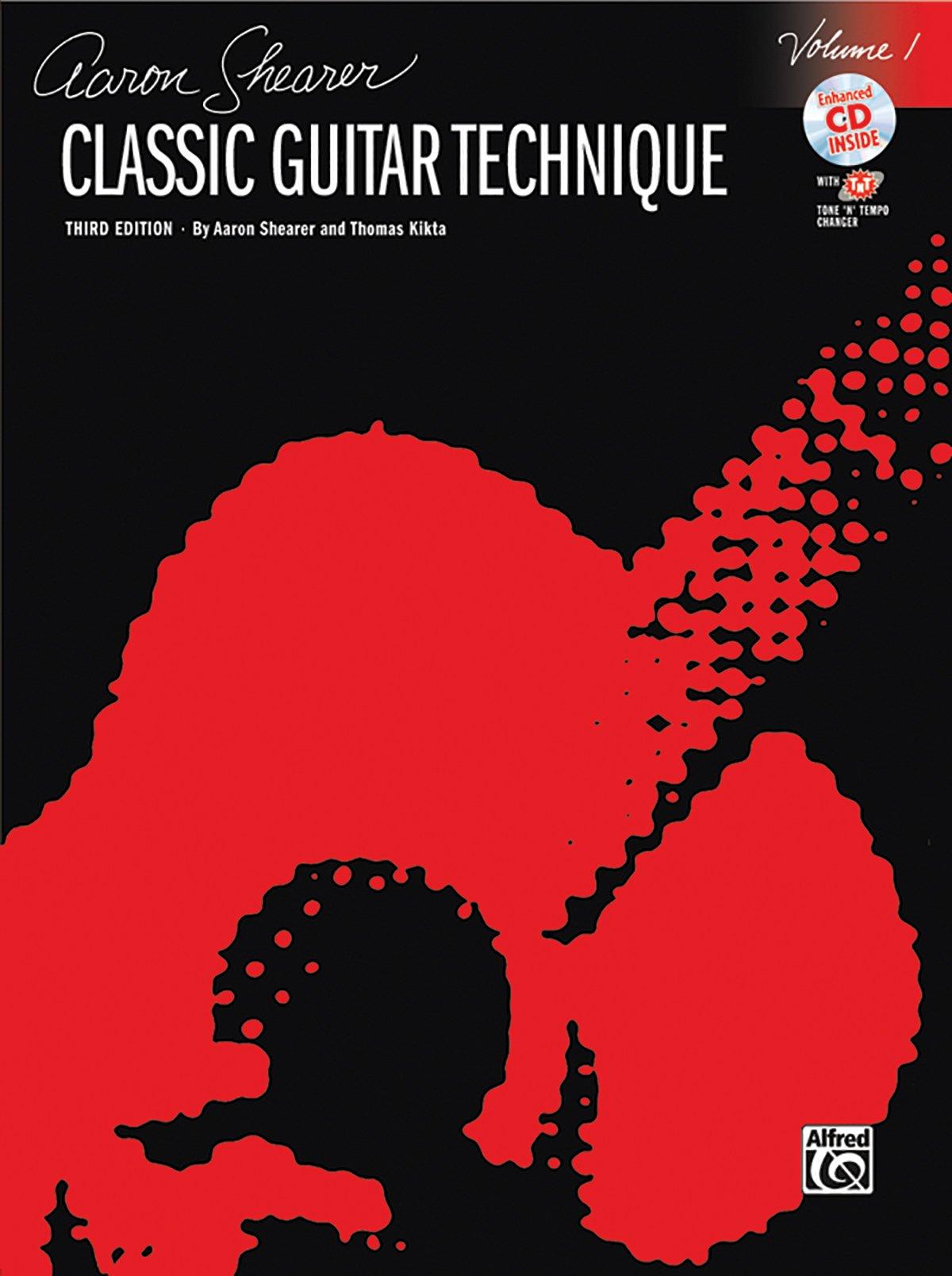 Classic Guitar Technique, Vol 1: Book & CD (Shearer Series) pdf