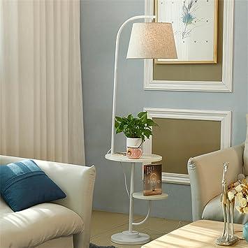 Stehlampe Wohnzimmer Schlafzimmer Nacht Studie Einfach Modern IKEA Kreative  Doppel Couchtisch Vertikale Tischlampe,160cm