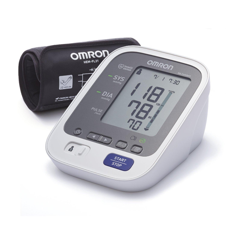 Omron M6 Confort Tensiómetro Brazo Intellisense (HEM-7001-E): Amazon.es: Salud y cuidado personal
