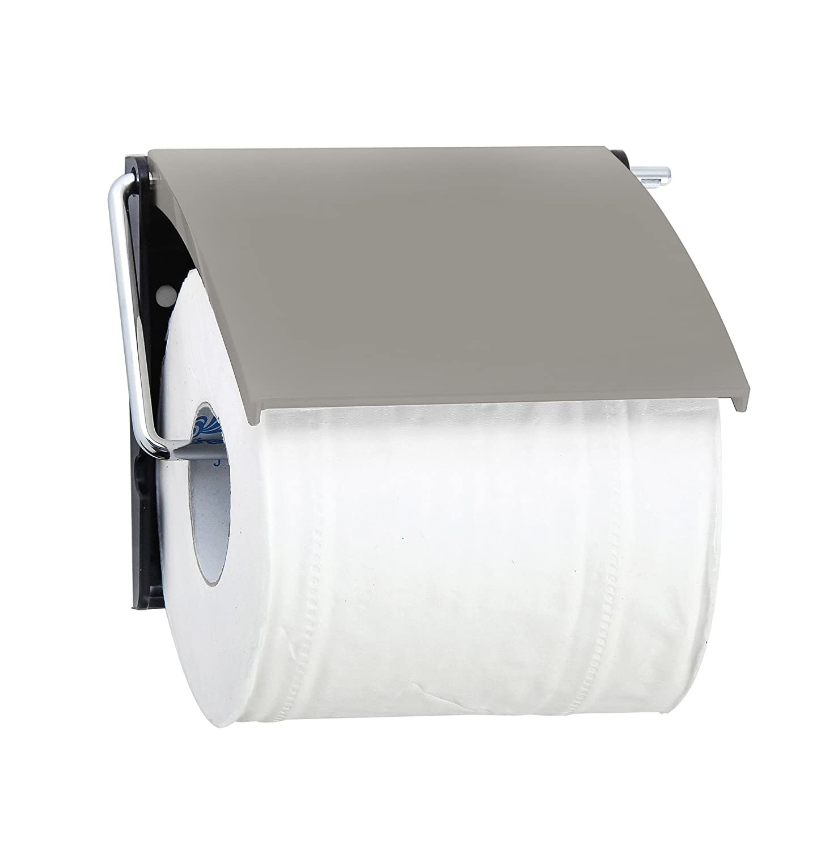 MSV 141902 Porte-Papier Toilette en polystyr/ène Beige Polystyrol 30 x 20 x 15 cm