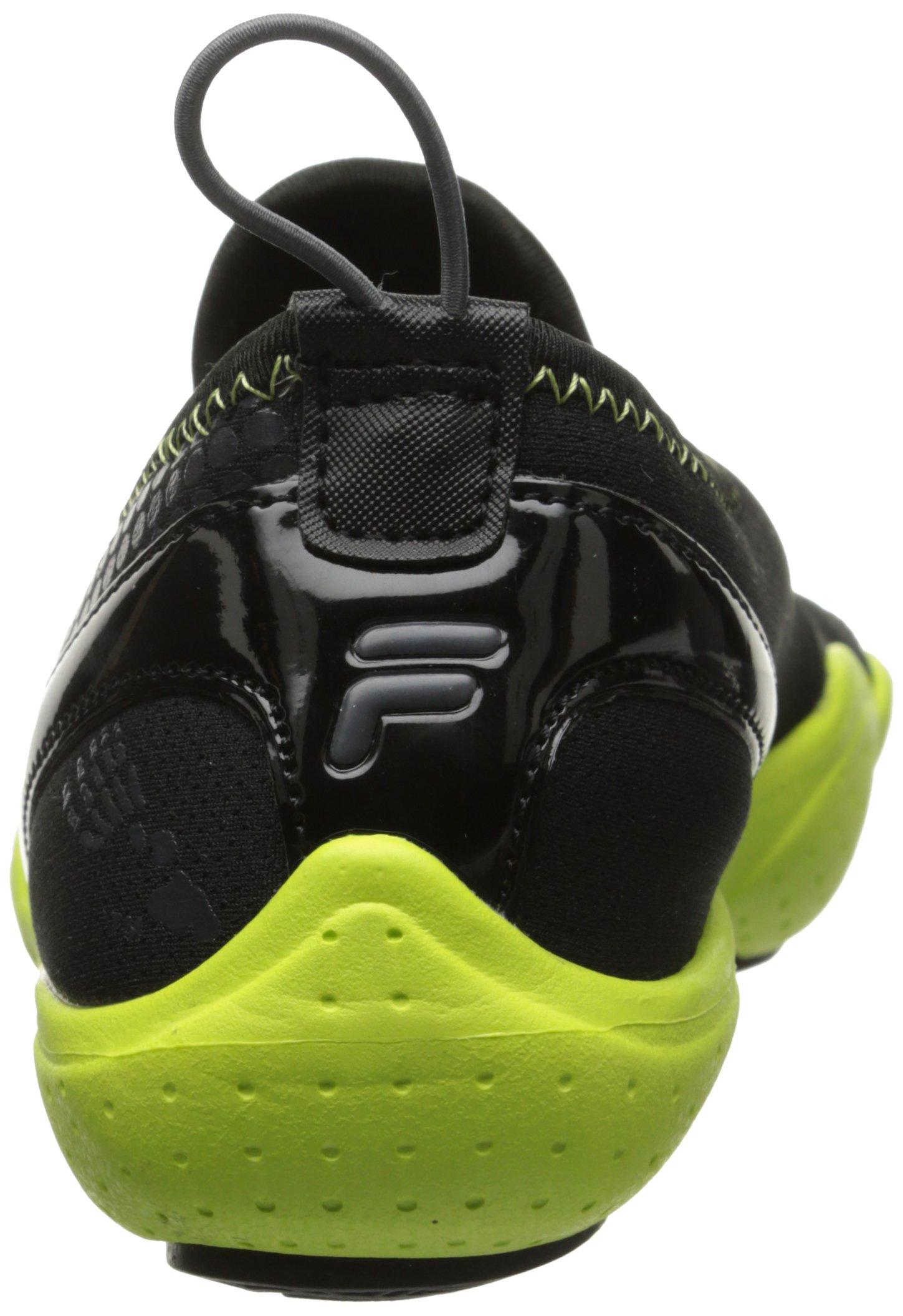 1f6d1d45cff295 Galleon - Fila Men's Skele-Toes Emergence Sneakers,Black,9 M