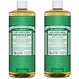 Dr Bronner's 946 ml Organic Almond Castile Liquid Soap