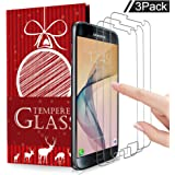 Liwin Samsung Galaxy S7 Screen Protector, Tempered Glass 3D Touch Compatible,9H Hardness,Bubble(3 Pack)