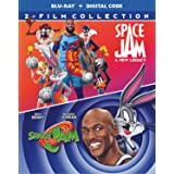 Space Jam/Space Jam: A New Legacy DBFE (Blu-ray + Digital)
