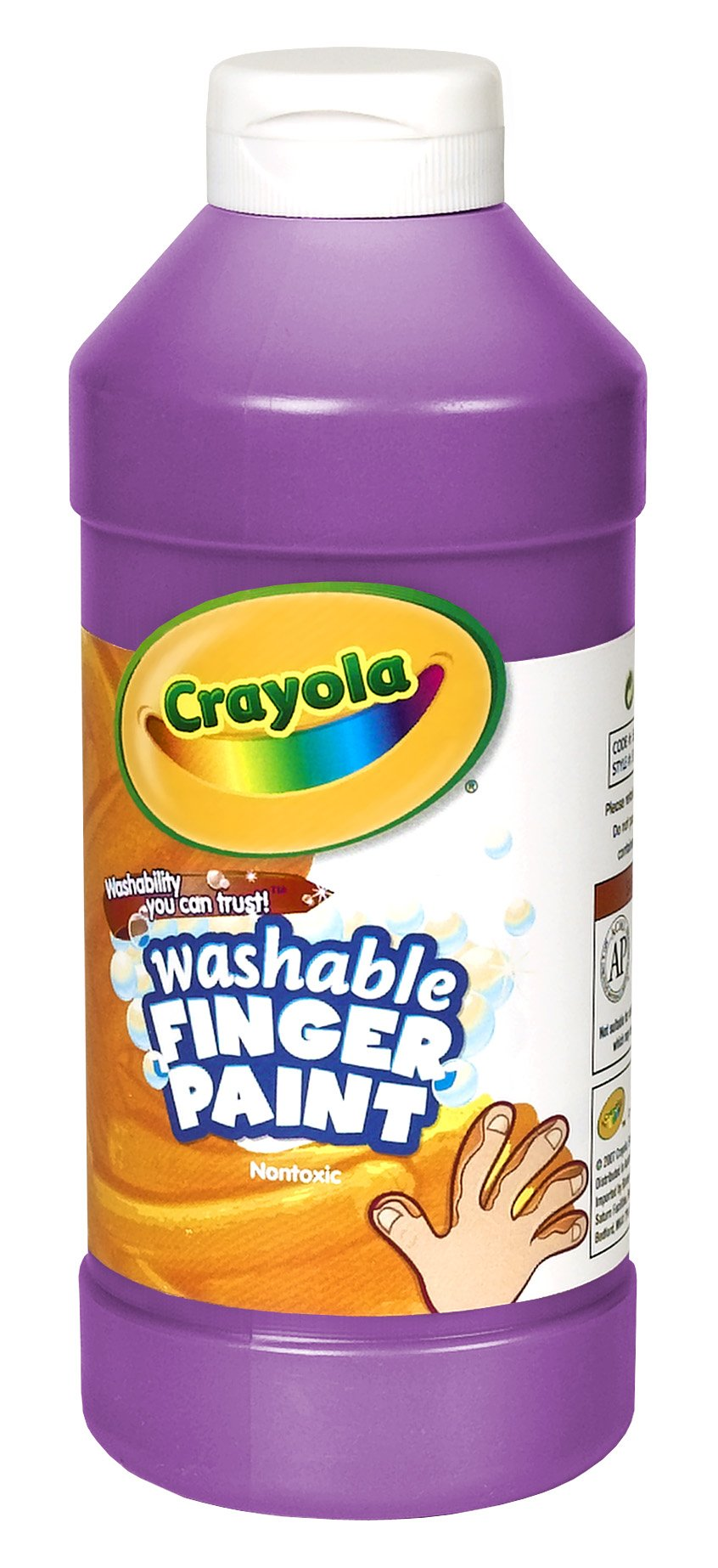 Can I Use Crayola Washable Paint On Skin