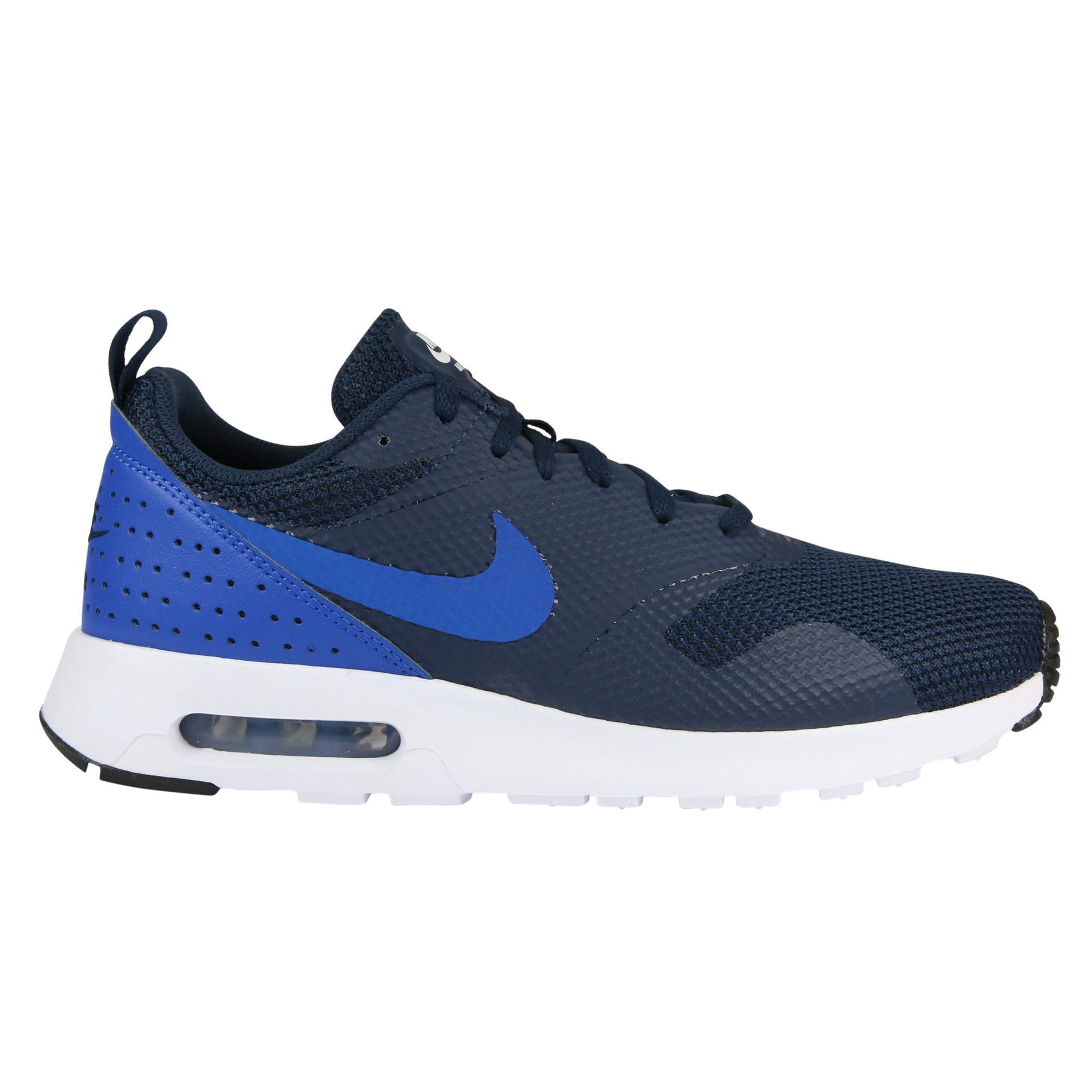 newest e545f 905ed Galleon - NIKE Men s Air Max Tavas Running Shoe (705149-407) -  Obsidian Hyper Cobalt Black (US 8)