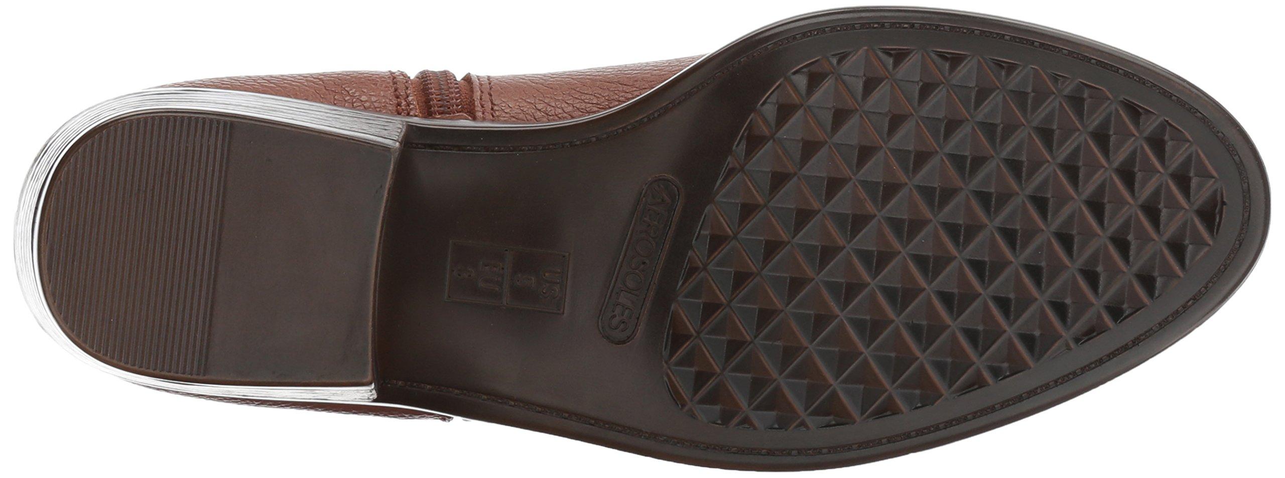 Aerosoles Women's Mythology Boot, Dark Tan Leather, 9 W US by Aerosoles (Image #3)