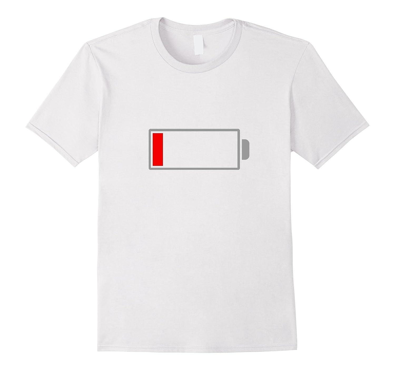 Low Battery T-Shirt Mens & Womens Sizes-T-Shirt