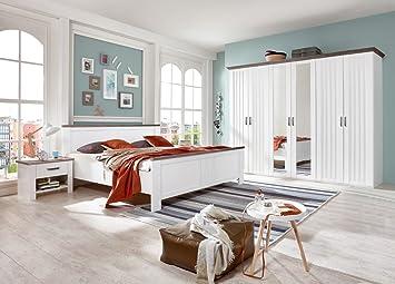 Lifestyle4living Schlafzimmer Schlafzimmermobel