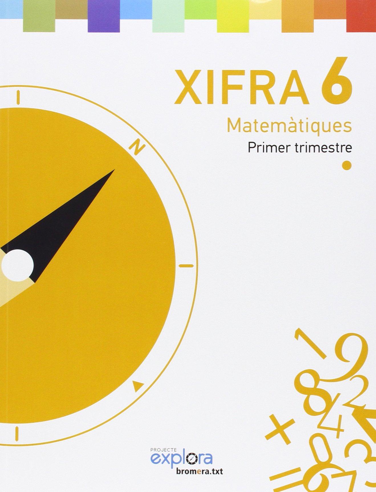 Download (VAL).(15).MATEMATIQUES 6E.PRIM.XIFRA.(PROJECTE EXPLORA) pdf epub