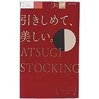 ( 厚木 ) Atsugi Stocking 紧致美。 3双装
