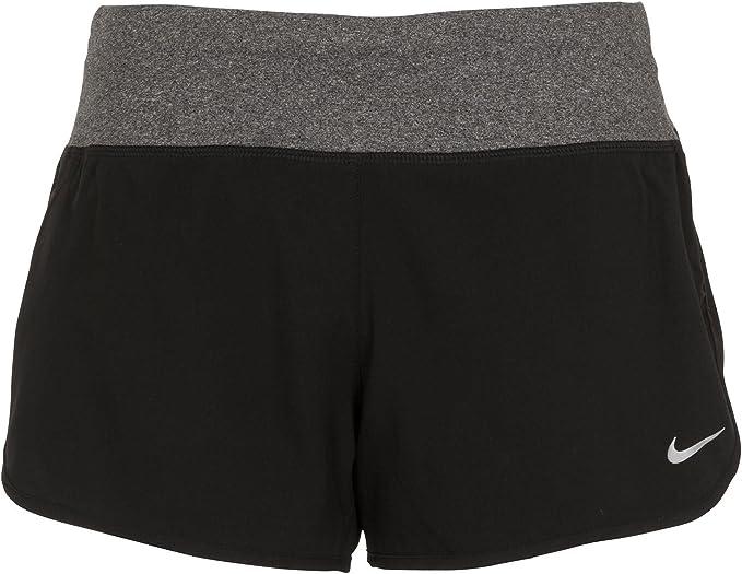 nike black shorts womens