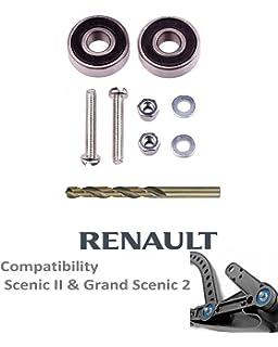 322 Kit de reparación de rodamientos para limpiaparabrisas