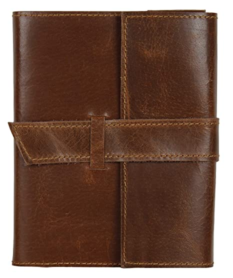 690e47ee4ab4 Amazon.com   Genuine Leather Handmade Journal to Write in Notebook  Refillable Diary for Men Women Writers Artist Poet Gift for Him Her    Office Products