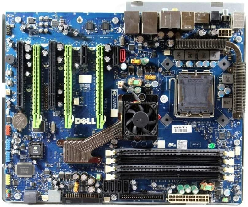 Dell XPS 730X Motherboard s1366 w/Tray Supports Intel Core i7 DDR3 P270J UU795
