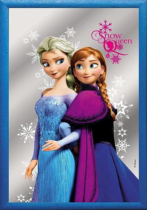 Miroir Reine des Neiges Disney Frozen