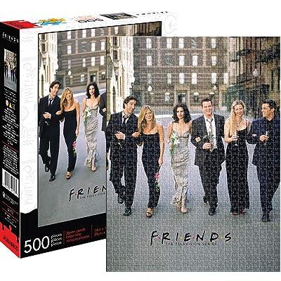 Aquarius Friends Wedding 500pc Puzzle: Toys & Games
