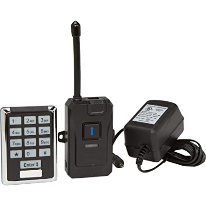 Garage Armour Garage Door Opener Keypad Remote Security Kit