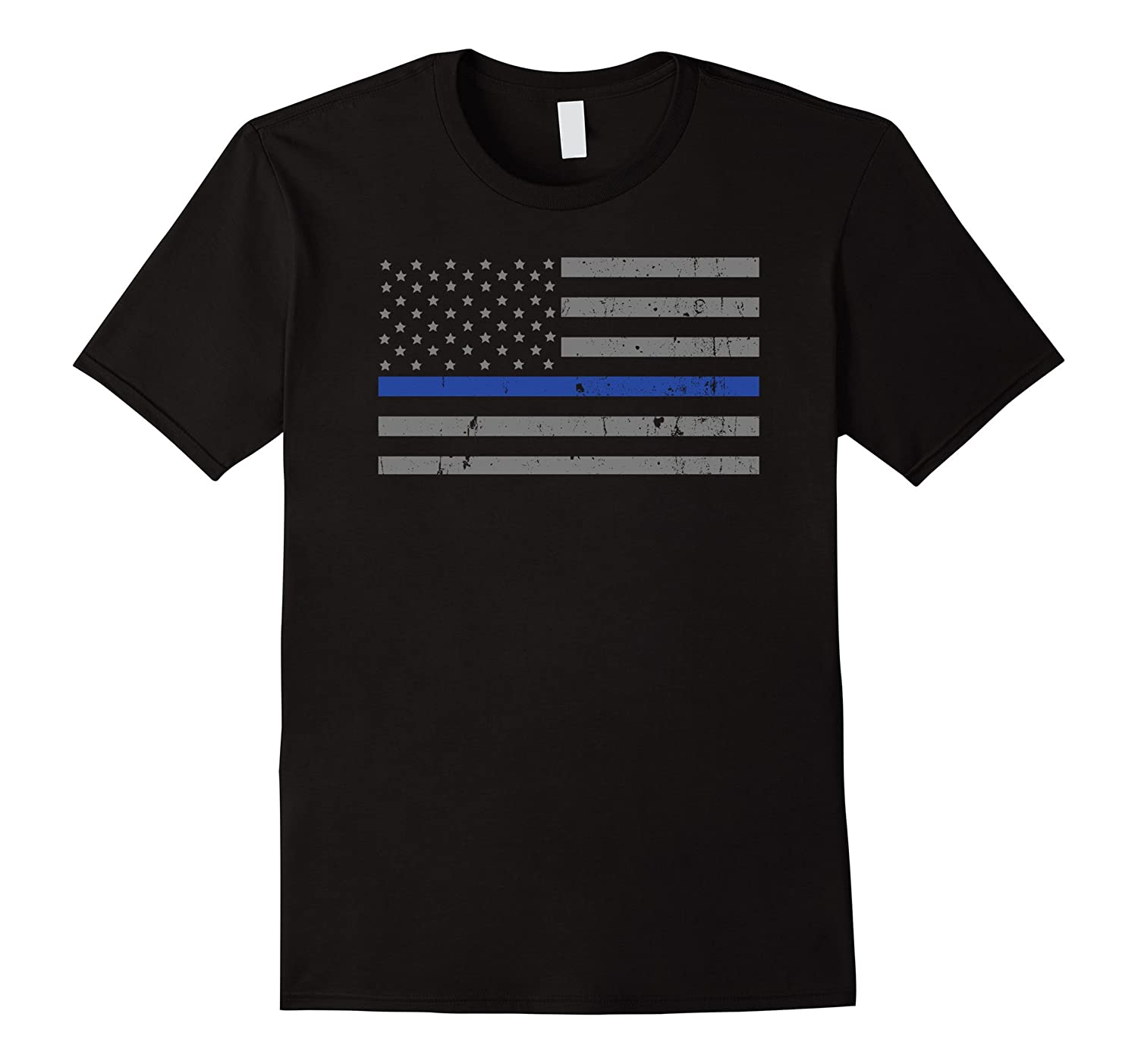 Thin Blue Line T-Shirt-RT