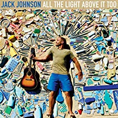 Jack Johnson Gather cover
