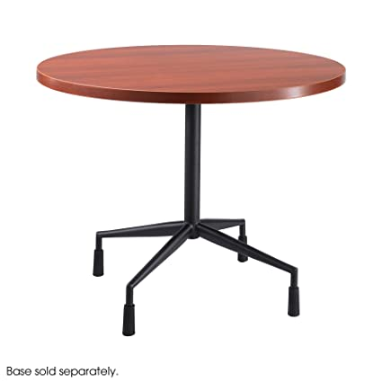 Amazon Com Safco Products 2654cy Rsvp 42 Round Table Top Base
