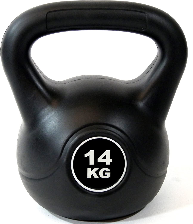 Extreme Fitness – Pesa Rusa de Vinilo, Resistente, Fitness, Gimnasio, Entrenamiento de 2 – 24 kg