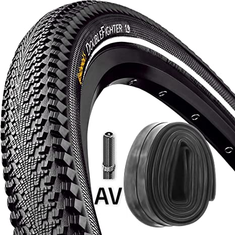 Continental Double Fighter Iii Reflex Tyre