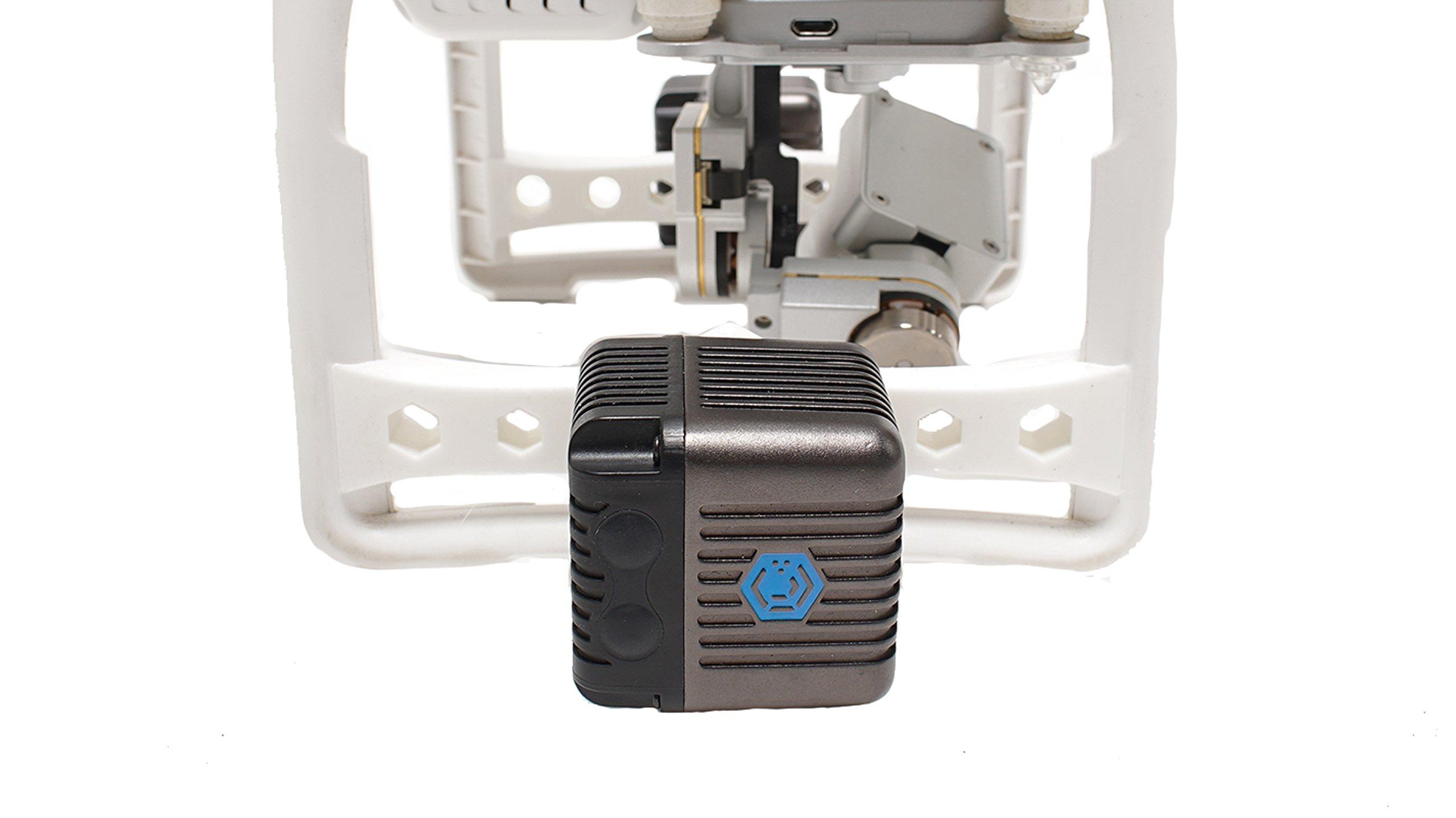 Lume Cube - Mounts for DJI Phantom 3 Drone (White) (Includes 2 Mounts)