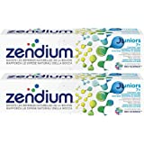 Zendium Juniors Dentifrice Enfants +7 Ans 75ml - Lot de 2