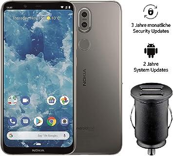 Nokia 8.1 - Smartphone (Dual SIM, Pantalla Full HD+): Amazon.es: Electrónica
