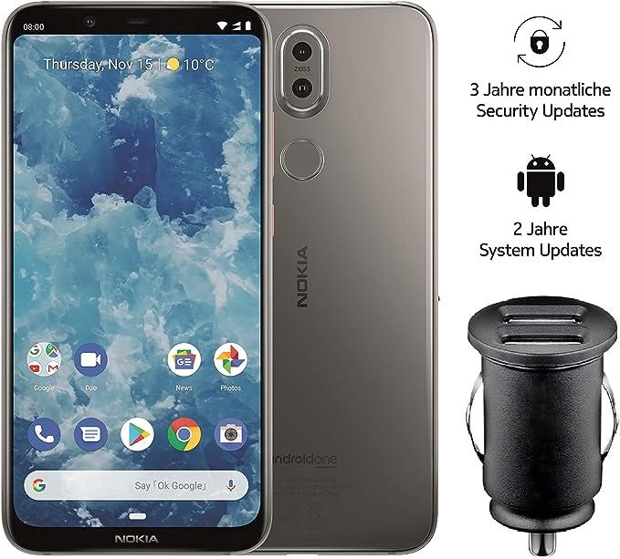 Nokia 8.1 - Smartphone (Dual SIM, Pantalla Full HD+): Amazon.es ...