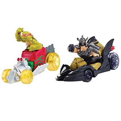 Compañeros de juego Ninja Turtles Vehículos T-Machines ...
